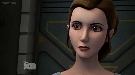 Star Wars Rebels Princess Leia And The Rebels Coming Up