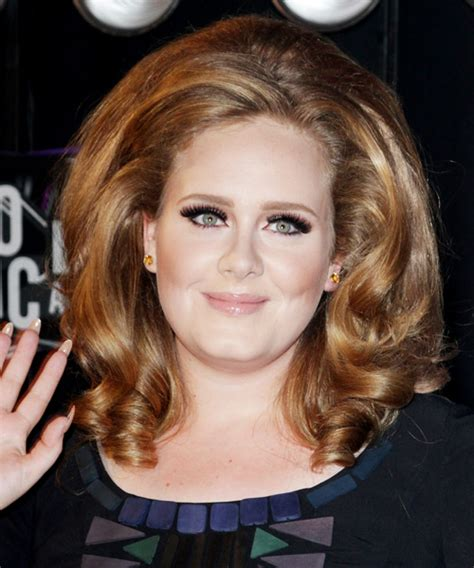 adele hairstyles hair cuts  colors