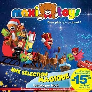 foto de Catalogue Maxi Toys Noël 2017 : 15% de réduction sur tout