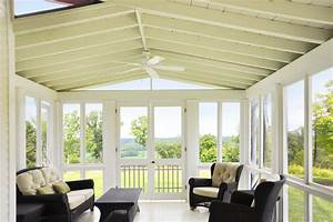 Porch ceiling ideas porch farmhouse with natural lighting