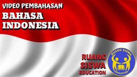 teks prosedur bi bahasa indonesia  ruang siswa
