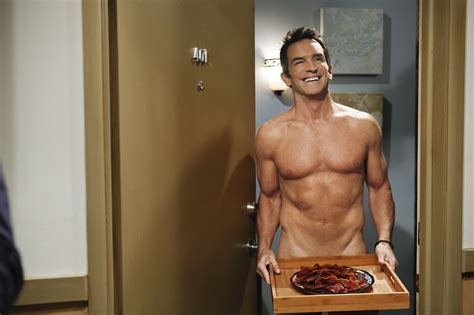 Jeff Probst Naked Bits And Bacon In Two And A Half Men