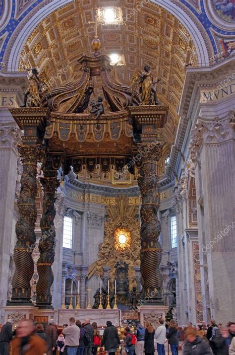 baldacchino by bernini berninis baldacchino stock editorial photo 169 savacoco