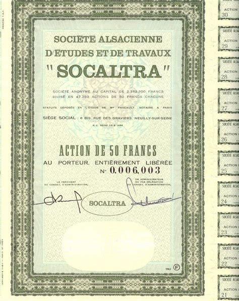 siege social vintage société alsacienne d 39 etudes et de travaux socaltra 1963