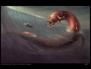 Leviathan, the Biblical Sea Monster | northatlanticblog