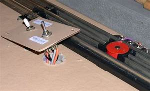 Toy Train Layout Wiring