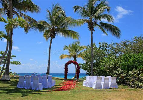 weddings at bluebeards wyndham resort stock photo image