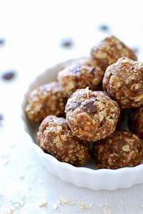 Nutty No-bake Energy Balls