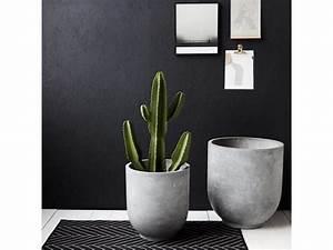 House Doctor Adventskranz : house doctor gard flowerpot set concrete fiberclay living and co ~ Watch28wear.com Haus und Dekorationen