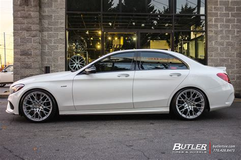 Chrysler Sebring Tire Size by Mercedes C Class With 20in Tsw Sebring Wheels Exclusively