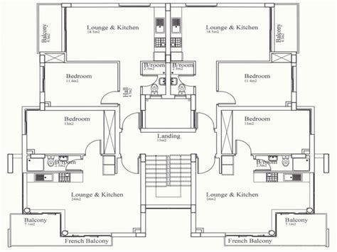 bedroom floor plan simple  bedroom house plans