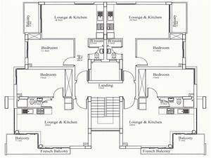 4 bedroom floor plan simple 4 bedroom house plans that are With simple house plan with 4 bedrooms