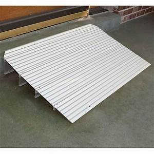 Silver Spring Aluminum Modular Self-Supporting Threshold ...