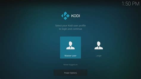 How To Set Up Kodi Profiles On Pc And Xbox Windows Central