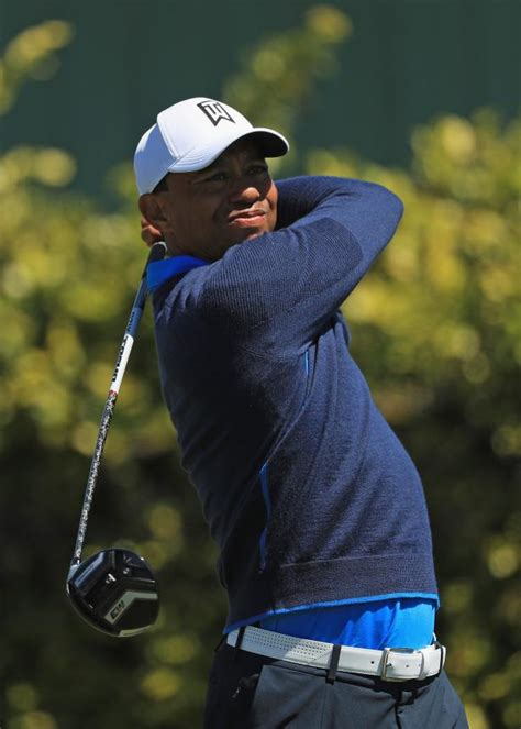 Tiger Woods' opening 68 shows why he's now become the ...