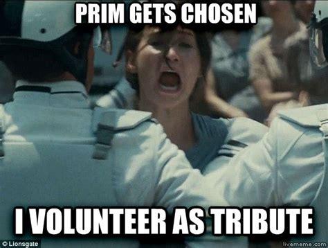 I Volunteer As Tribute Meme - livememe com katniss volunteers