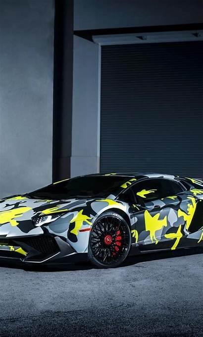 Modified Lamborghini Aventador Iphone 4k Wallpapers