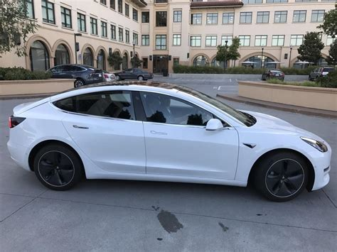 new photos of the tesla model 3 business insider