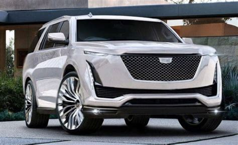 Cadillac Truck 2020 2020 cadillac escalade review rating specs truck suv