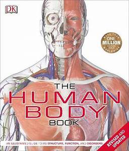 The Human Body Book By Richard Walker  English  Hardcover