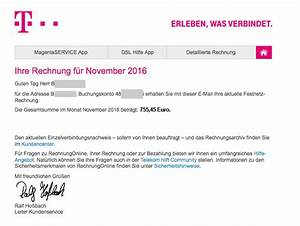 T Online Kundencenter Rechnung : mobilfunk rechnungonline ~ Themetempest.com Abrechnung