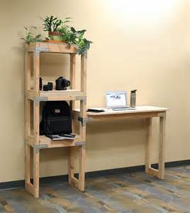wood kitchen island cart diy standing desk with shelving unit project sheet diy