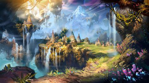 fantasy landscape wallpapers hd pixelstalknet