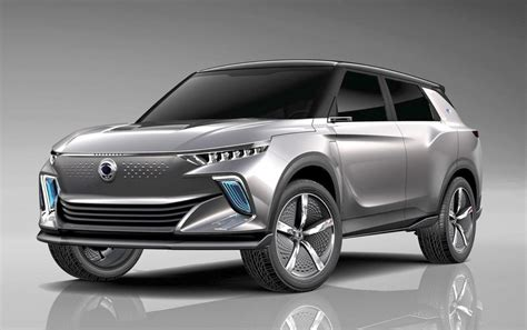 Mahindra's SsangYong Korando EV To Be Revealed Later This Year
