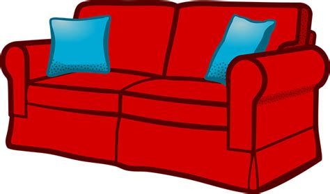 Free Sofas by Furniture Sofa 183 Free Vector Graphic On Pixabay