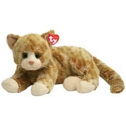 stuffed cats stuffedanimals ty beanie bables ty classic 13