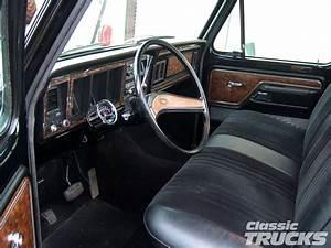 Ford Ranger Interieur : 1977 ford ranger xlt hot rod network ~ Medecine-chirurgie-esthetiques.com Avis de Voitures