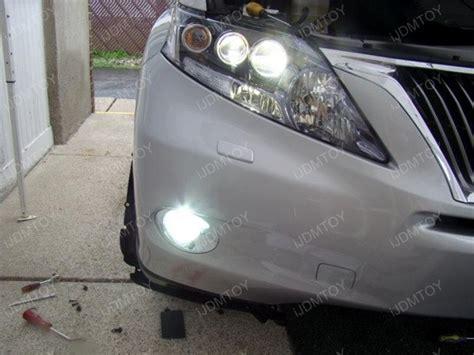 toyota venza fog light assembly 18w high power oem style fog lights assy for lexus toyota