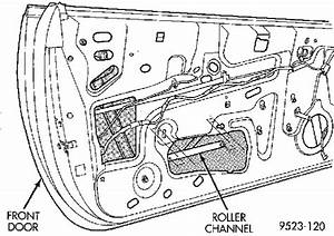 1999 Dodge Neon Window Diagram  Dodge  Auto Parts Catalog