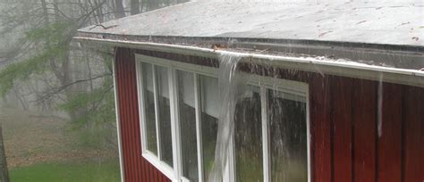 Prevent Overflowing Gutters From April Showers Leaffilter