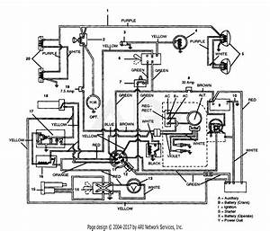 Ford Tractor Key Switch Diagram