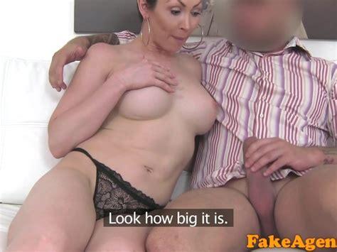 Fakeagent Big Tits Australian Sucks And Fucks On Casting