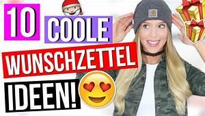Coole Schulsachen Für Teenager : 10 coole dinge f r deinen wunschzettel laurencocoxo youtube ~ Frokenaadalensverden.com Haus und Dekorationen