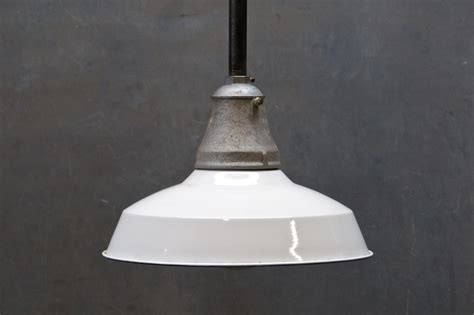 porcelain industrial kitchens industrial pendant