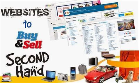 Websites To Buy And Sell Used Items Online In India
