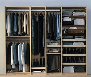 Lundia Le Mobilier Modulable Dressing Armoire