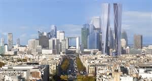 Le De Defense Puissante by Les Tours Jumelles Hermitage Plaza Arriveront En 2020 224