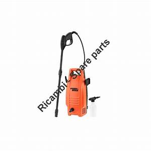 Black U0026decker Spare Parts For Pressure Washer Pw 1400 X