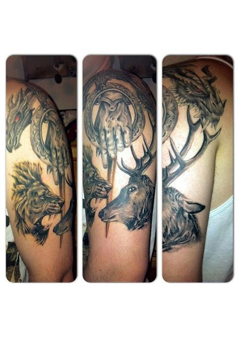 23 Best Images About Game Of Thrones Tattoo On Pinterest