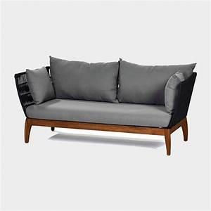 Lounge Sofa 2 Sitzer Outdoor : lambert sofa miikka 2 sitzer outdoor geeignet zawoh ~ Whattoseeinmadrid.com Haus und Dekorationen