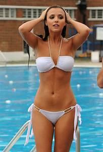Erin Burnett Maxim Bikini