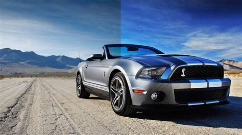 Car Photo by Enhance Vehicle Photography With Adobe Photoshop