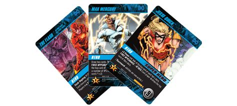 Dc Deck Building Expansion Release Date by Dc Deck Building Crossover Pack 5 The Rogues