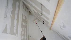 Decke Streichen Richtung : gipskarton streichen trockenbaufarbe im einsatz anleitung tipps ~ Frokenaadalensverden.com Haus und Dekorationen