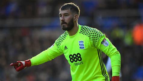 Burnley Complete Signing of Birmingham Goalkeeper Adam ...