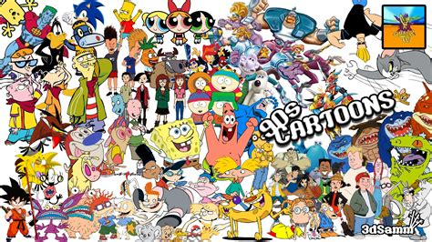 14 Memorable Cartoon Characters For 90s People